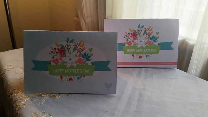 "FREE PRINTABLES: ""Mother's Day Card"""