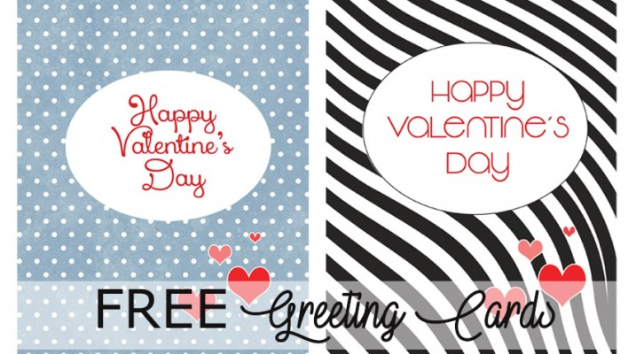 "FREE PRINTABLE: ""Valentines Cards"""